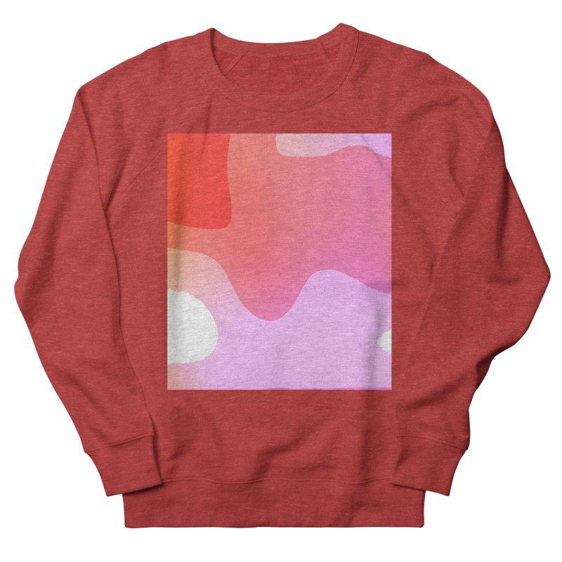 Red Calm 23 Women's Sweatshirt by Korok Studios Artist Shop