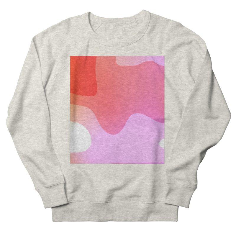 Red Calm 23 Men's Sweatshirt by Korok Studios Artist Shop