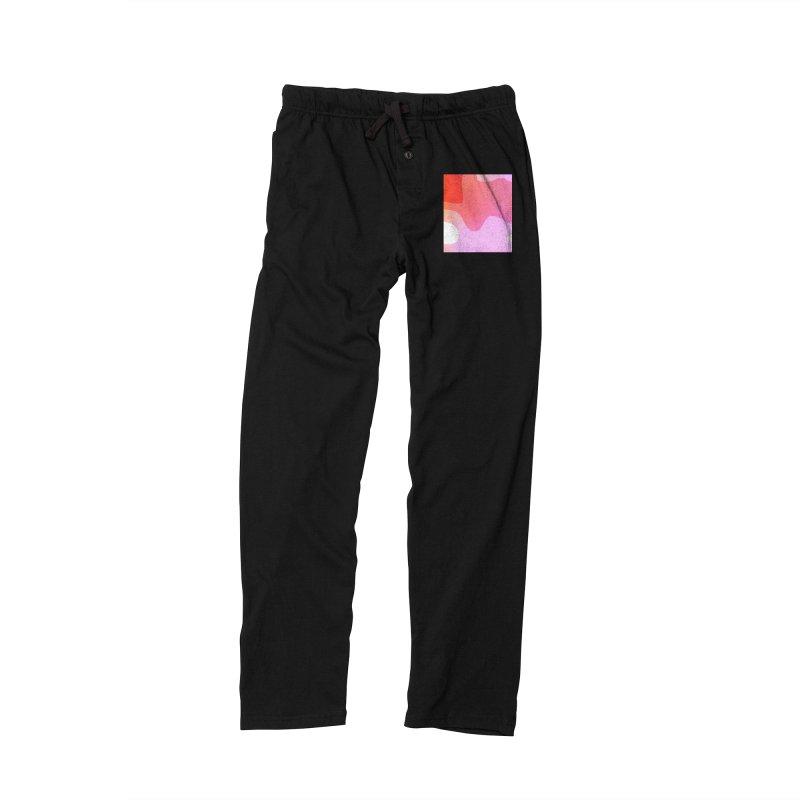 Red Calm 23 Women's Lounge Pants by Korok Studios Artist Shop