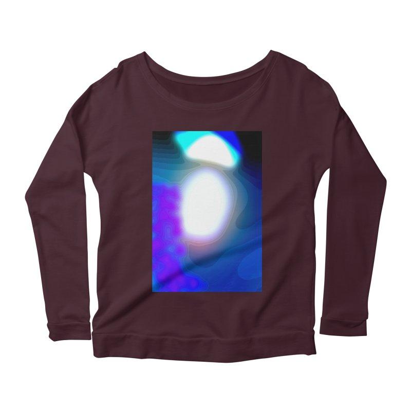 Exposed 7003 Women's Scoop Neck Longsleeve T-Shirt by Korok Studios Artist Shop