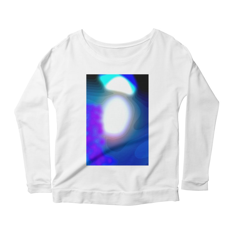 Exposed 7003 Women's Longsleeve Scoopneck  by Korok Studios Artist Shop