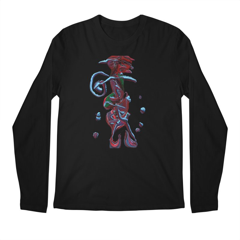 Objets de Culte Men's Regular Longsleeve T-Shirt by Korok Studios Artist Shop