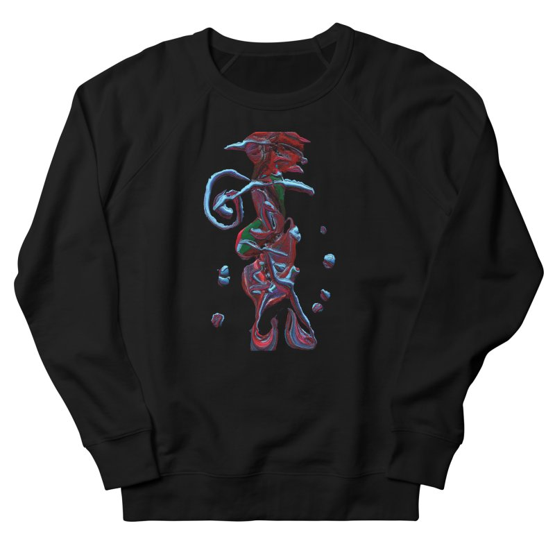 Objets de Culte Women's French Terry Sweatshirt by Korok Studios Artist Shop