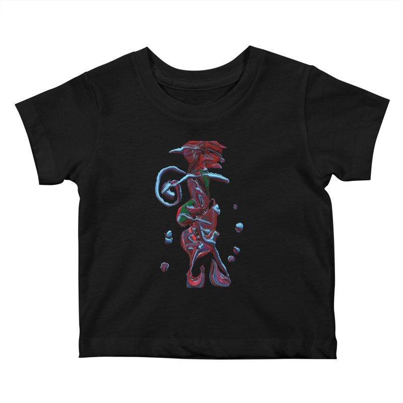 Objets de Culte Kids Baby T-Shirt by Korok Studios Artist Shop