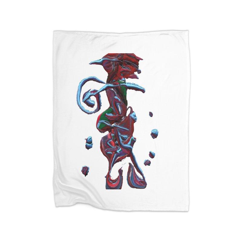 Objets de Culte Home Blanket by Korok Studios Artist Shop