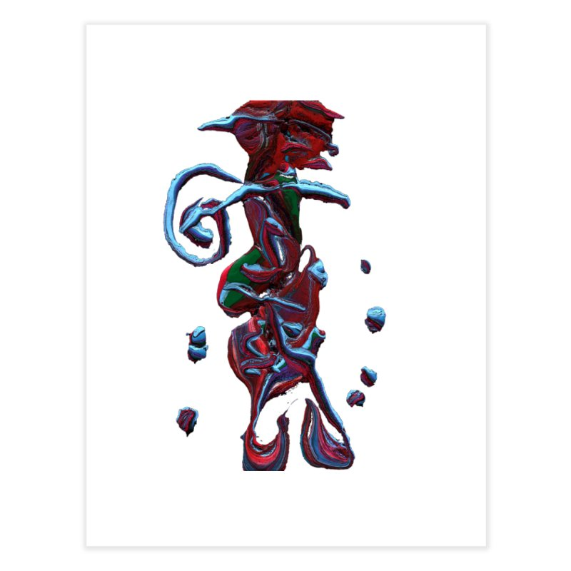Objets de Culte Home Fine Art Print by Korok Studios Artist Shop