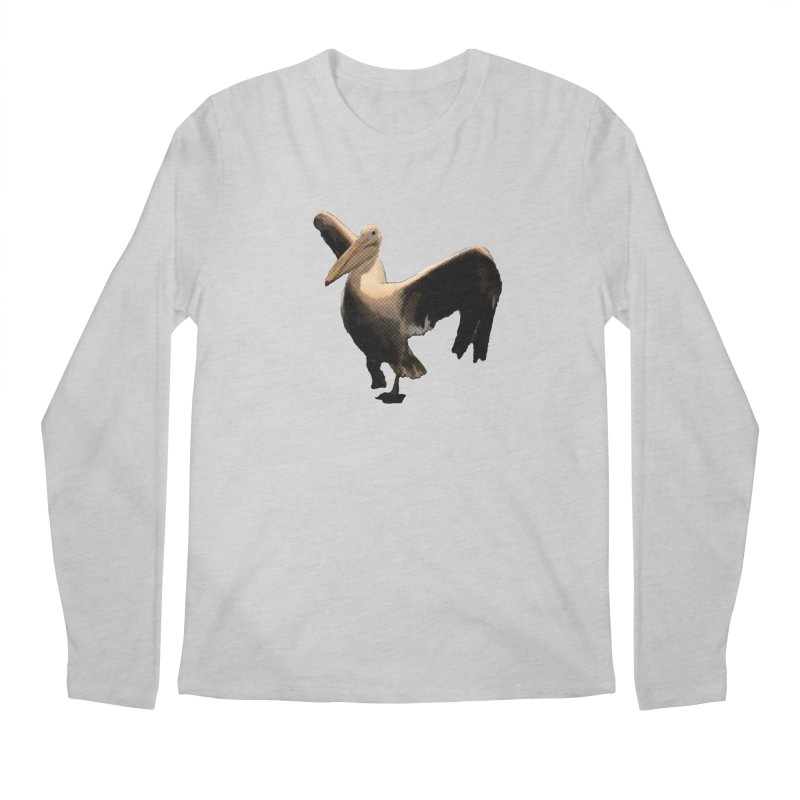 Pelican 7265 Men's Regular Longsleeve T-Shirt by Korok Studios Artist Shop