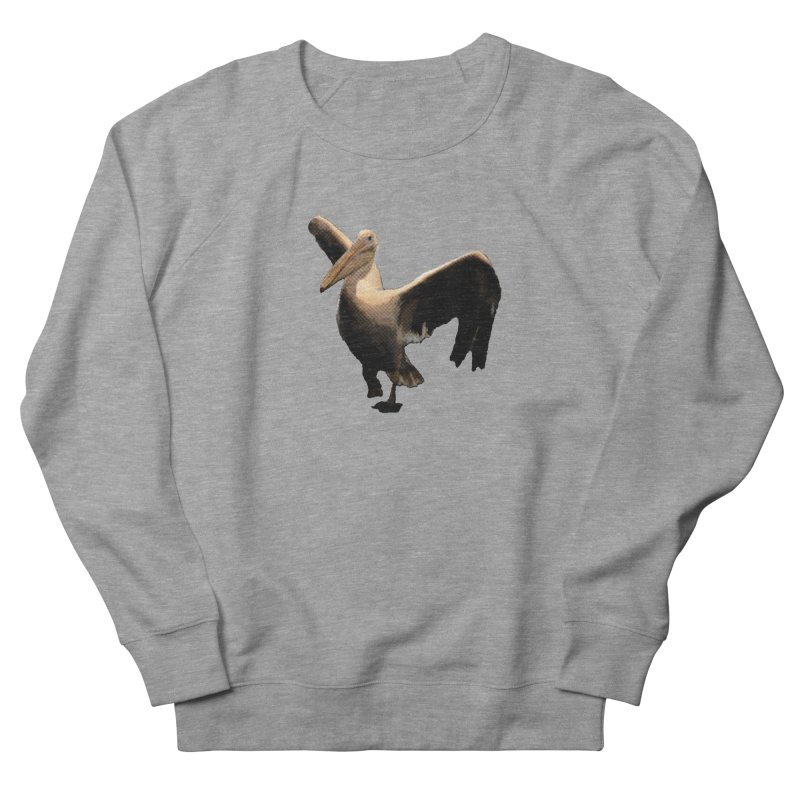 Pelican 7265 Men's French Terry Sweatshirt by Korok Studios Artist Shop