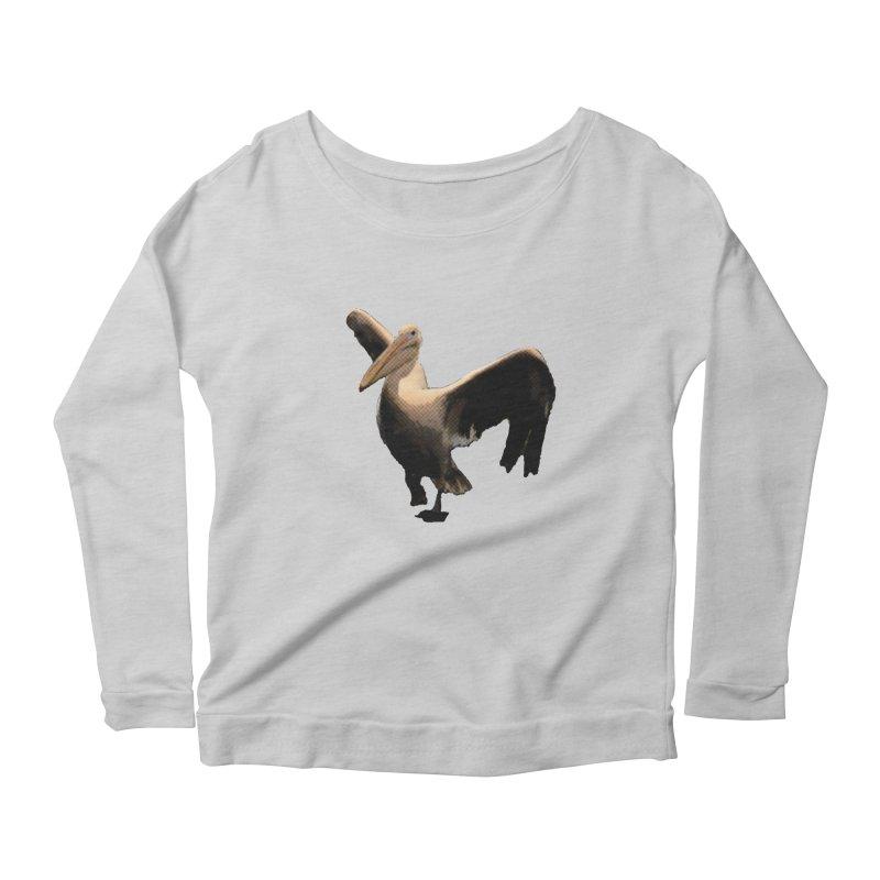Pelican 7265 Women's Longsleeve T-Shirt by Korok Studios Artist Shop