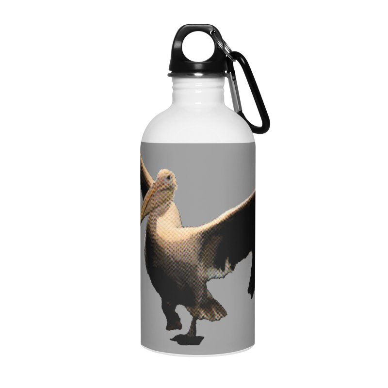 Pelican 7265 Accessories Water Bottle by Korok Studios Artist Shop