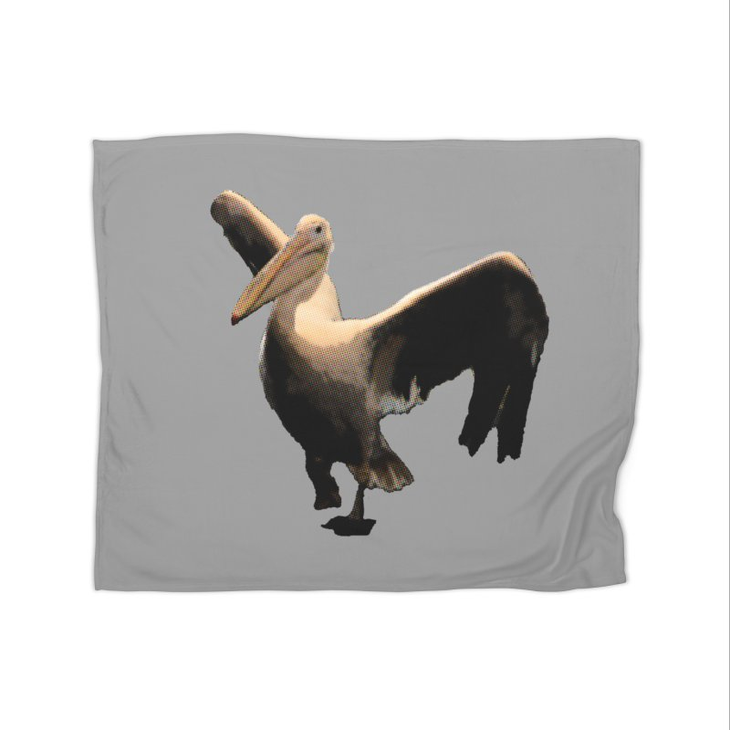 Pelican 7265 Home Blanket by Korok Studios Artist Shop