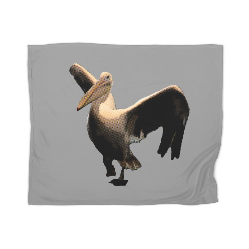 Pelican 7265 Home Blanket by Korok Studios Artist Shop