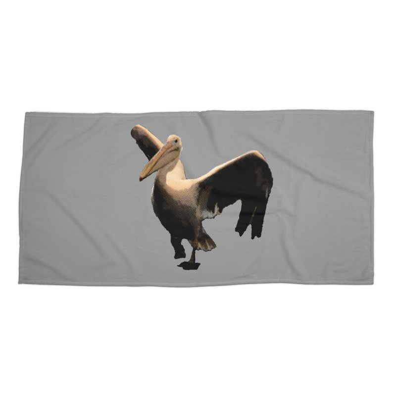 Pelican 7265 Accessories Beach Towel by Korok Studios Artist Shop