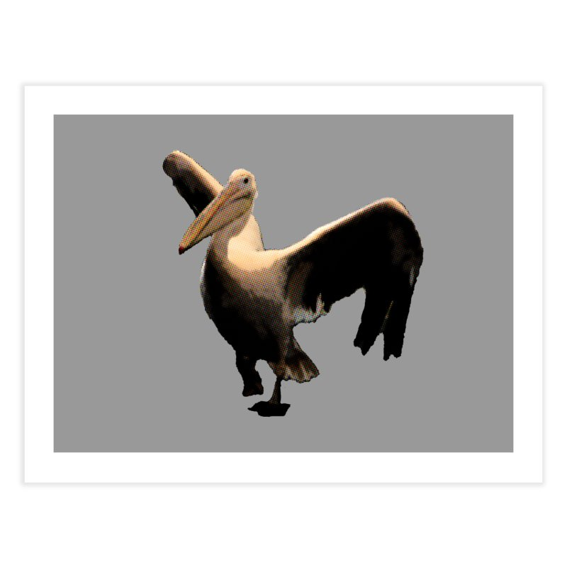 Pelican 7265 Home Fine Art Print by Korok Studios Artist Shop