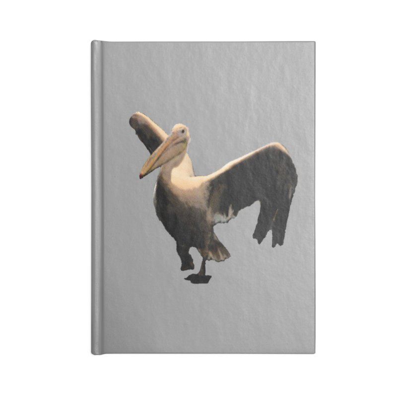 Pelican 7265 Accessories Lined Journal Notebook by Korok Studios Artist Shop