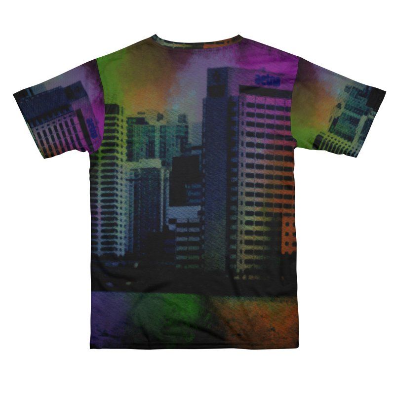 Dark City 4981 Men's Cut & Sew by Korok Studios Artist Shop