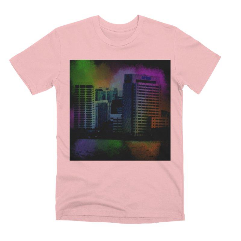 Dark City 4981 Men's Premium T-Shirt by Korok Studios Artist Shop