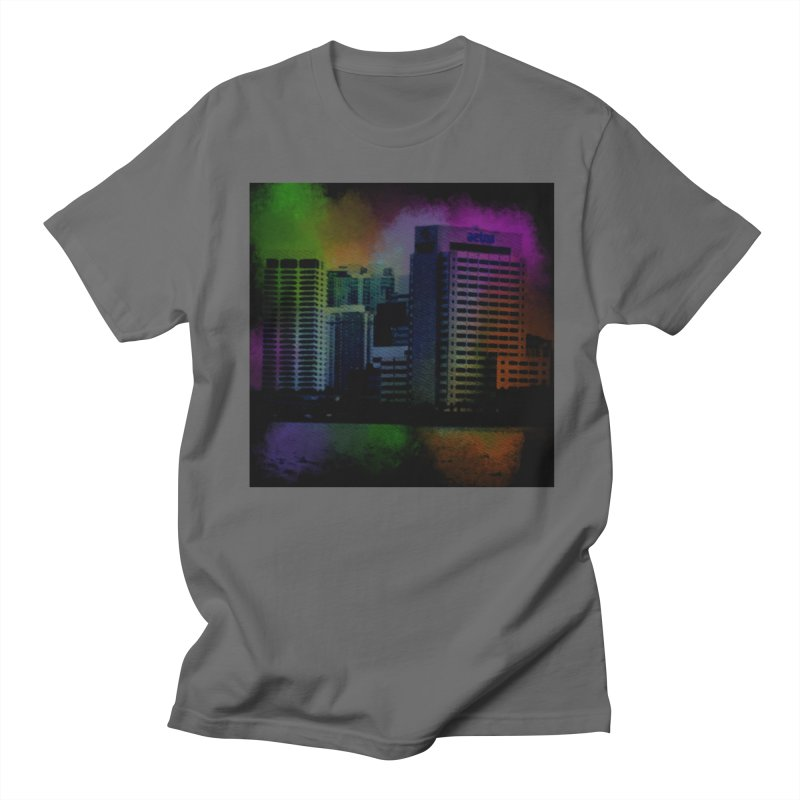 Dark City 4981 Women's Regular Unisex T-Shirt by Korok Studios Artist Shop