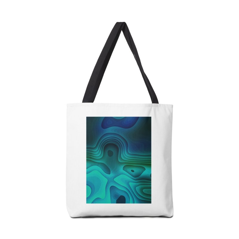 Modern Cave Paintings Accessories Tote Bag Bag by Korok Studios Artist Shop
