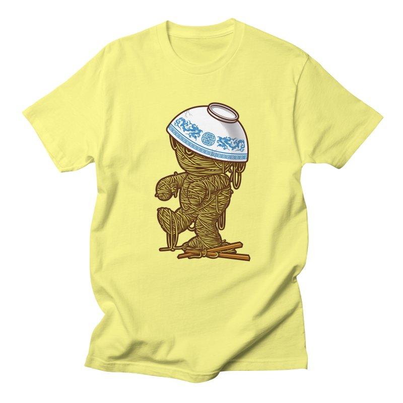 'RAMEN'SES RETURN 2 Men's Regular T-Shirt by dzeri29's Artist Shop