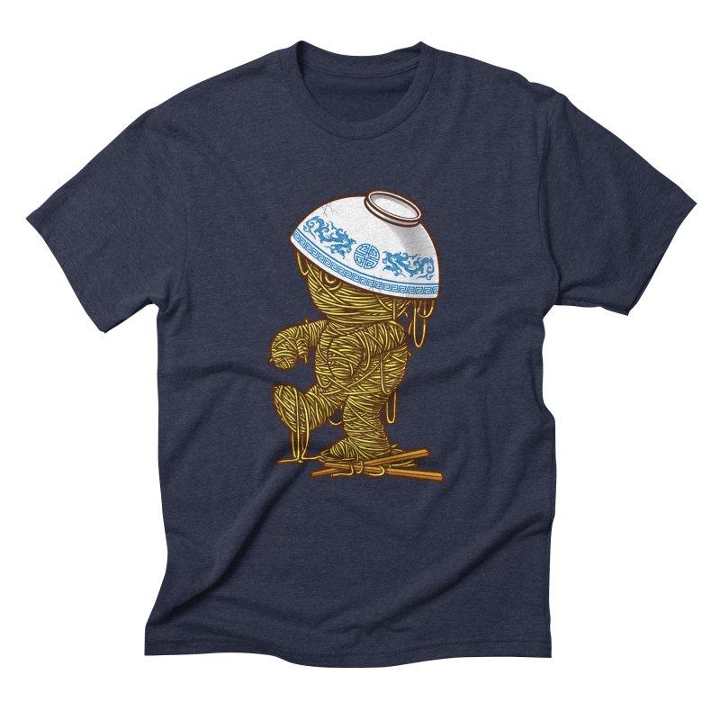 'RAMEN'SES RETURN 2 Men's Triblend T-Shirt by dzeri29's Artist Shop