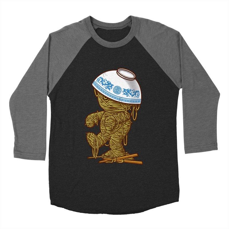 'RAMEN'SES RETURN 2 Women's Baseball Triblend Longsleeve T-Shirt by dzeri29's Artist Shop