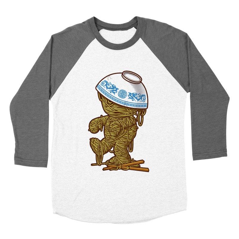 'RAMEN'SES RETURN 2 Men's Baseball Triblend Longsleeve T-Shirt by dzeri29's Artist Shop