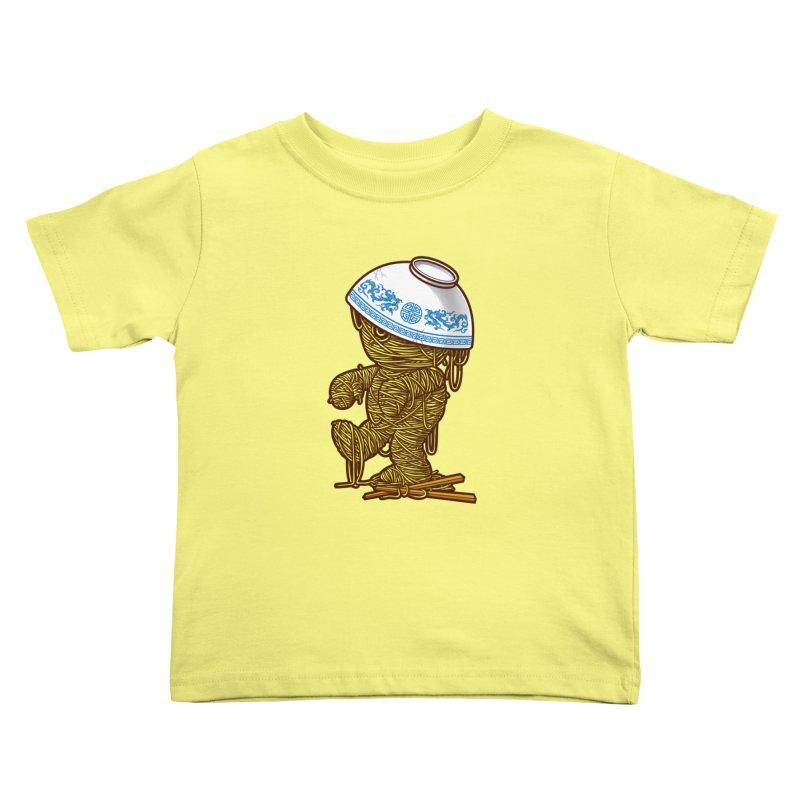 'RAMEN'SES RETURN 2 Kids Toddler T-Shirt by dzeri29's Artist Shop