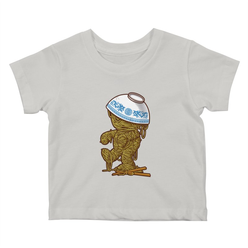'RAMEN'SES RETURN 2 Kids Baby T-Shirt by dzeri29's Artist Shop