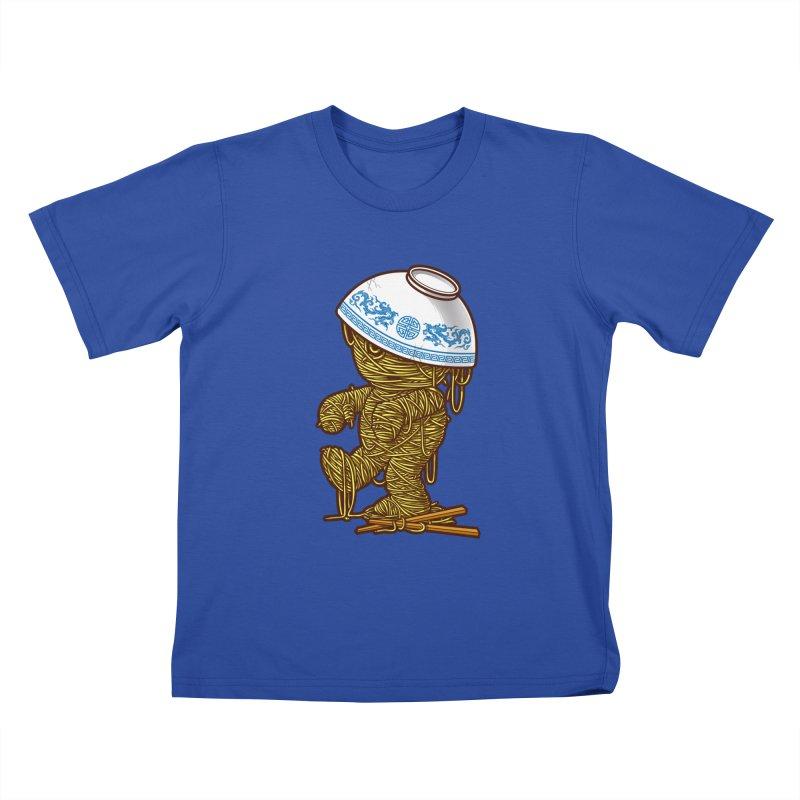 'RAMEN'SES RETURN 2 Kids T-Shirt by dzeri29's Artist Shop