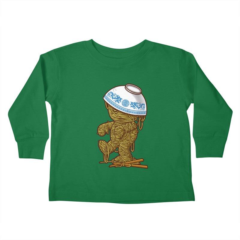 'RAMEN'SES RETURN 2 Kids Toddler Longsleeve T-Shirt by dzeri29's Artist Shop