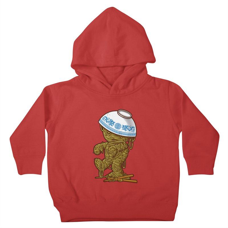 'RAMEN'SES RETURN 2 Kids Toddler Pullover Hoody by dzeri29's Artist Shop