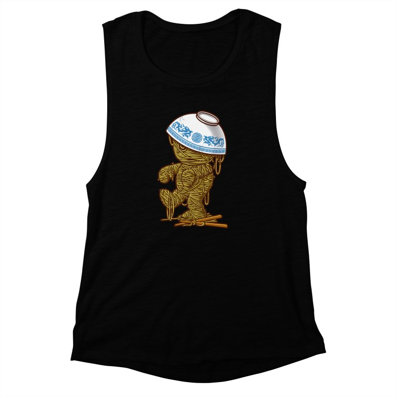 'RAMEN'SES RETURN 2 Women's Muscle Tank by dzeri29's Artist Shop