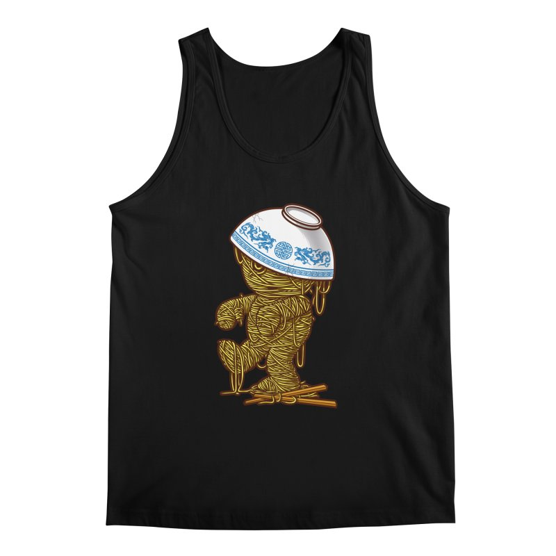 'RAMEN'SES RETURN 2 Men's Regular Tank by dzeri29's Artist Shop