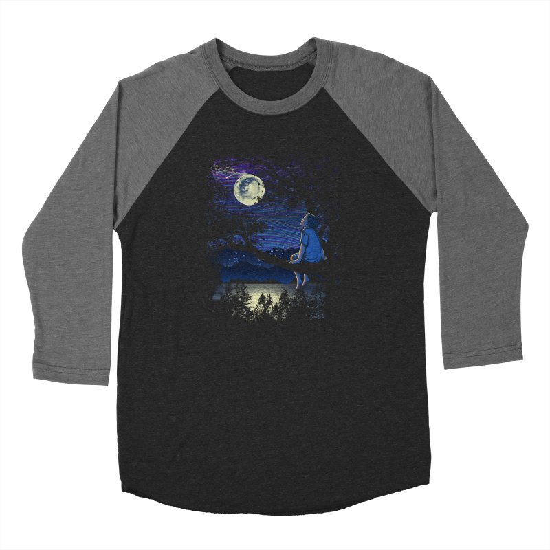 WISHFUL THINKING Women's Longsleeve T-Shirt by dzeri29's Artist Shop