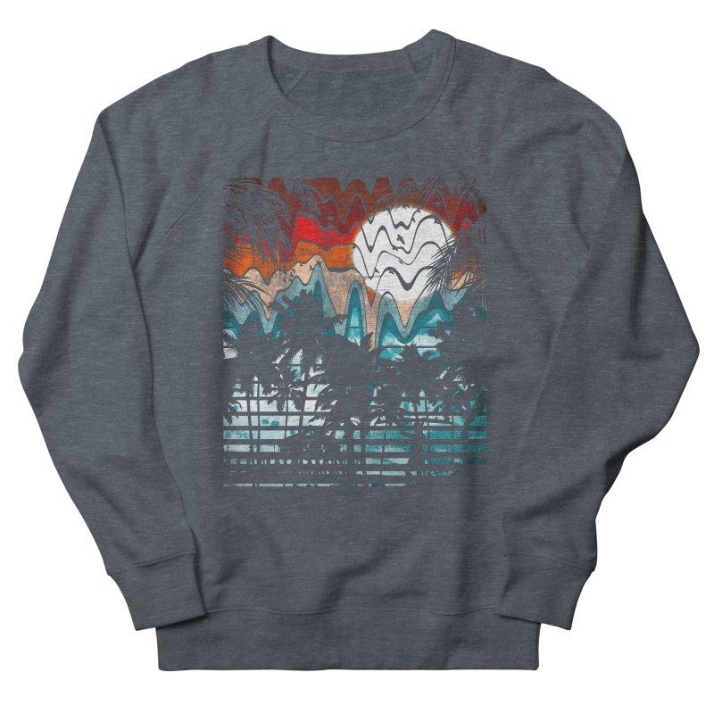 SUMMER MELTDOWN Men's Sweatshirt by dzeri29's Artist Shop