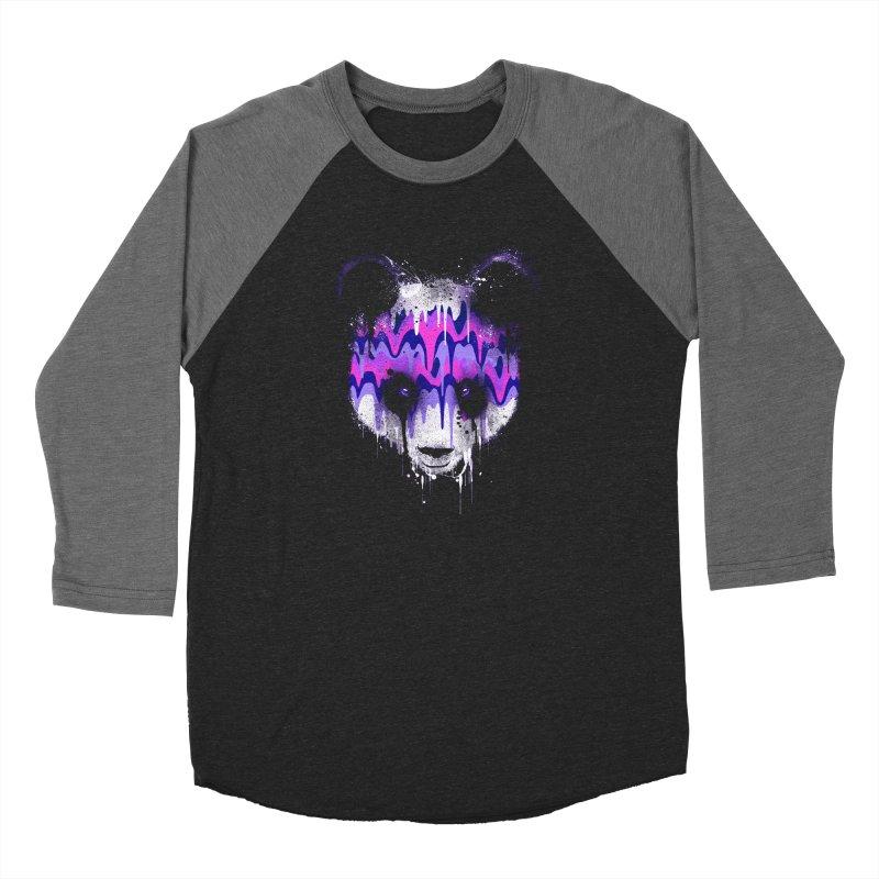 PANDA DRIP Men's Baseball Triblend Longsleeve T-Shirt by dzeri29's Artist Shop