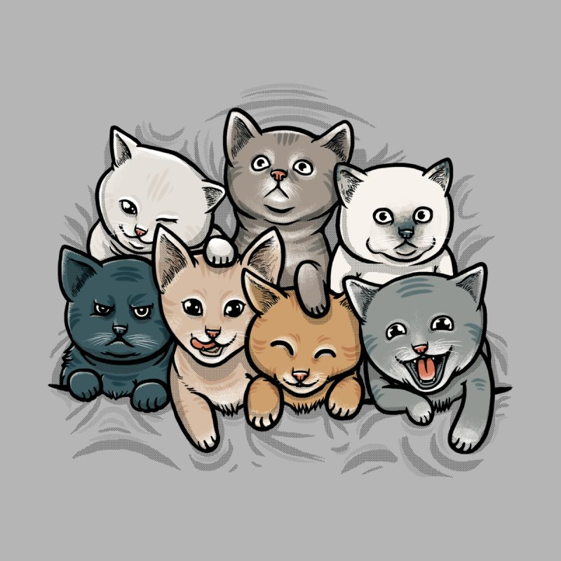 KITTENS   by dzeri29's Artist Shop