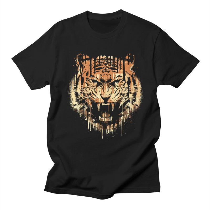 FEARLESS Men's T-Shirt by dzeri29's Artist Shop
