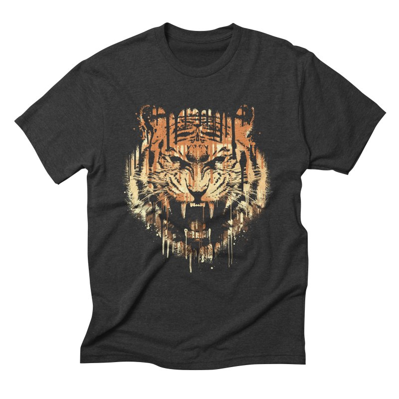 FEARLESS Men's Triblend T-Shirt by dzeri29's Artist Shop