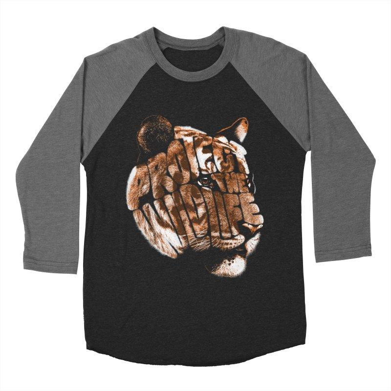 PROTECT THE WILDLIFE Women's Longsleeve T-Shirt by dzeri29's Artist Shop