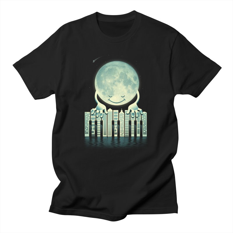 CITY TUNES Men's T-Shirt by dzeri29's Artist Shop