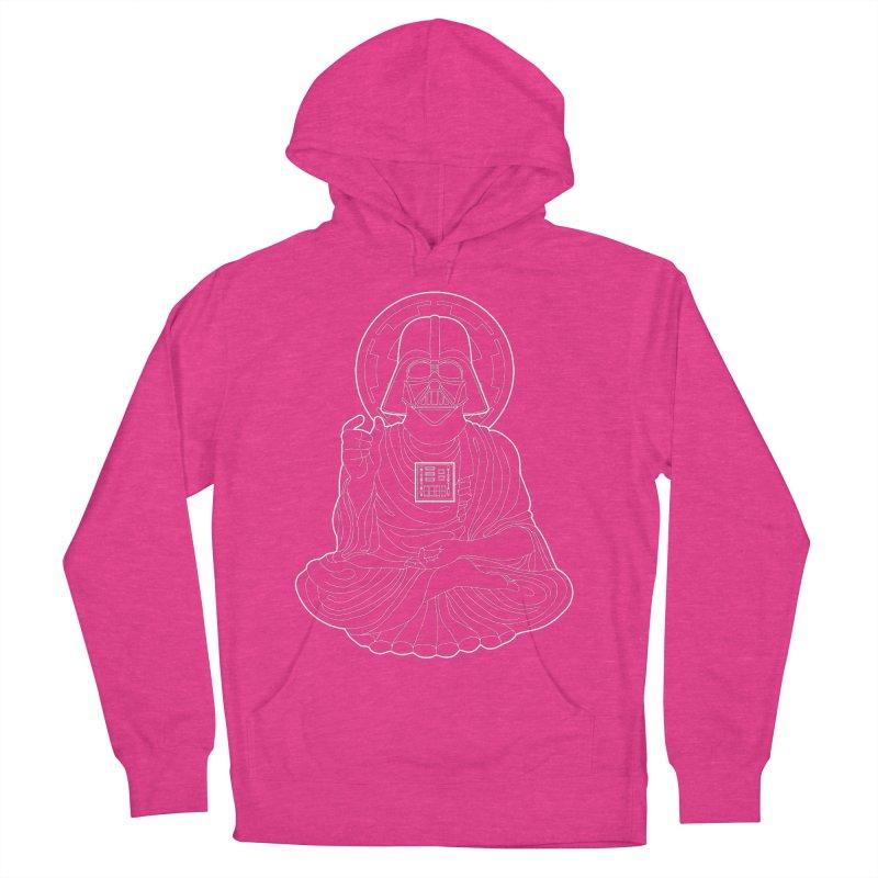 Darth Buddha Men's Pullover Hoody by dZus's Artist Shop