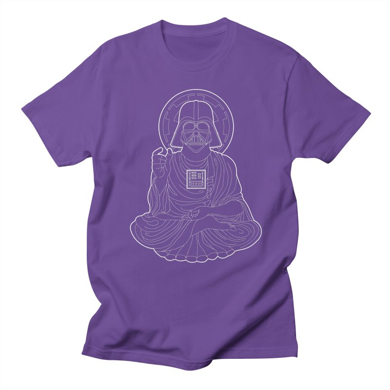 Darth Buddha Women's Unisex T-Shirt by dZus's Artist Shop