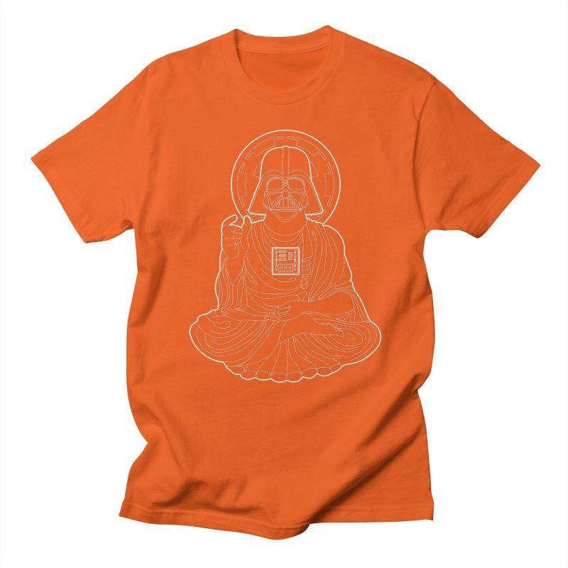 Darth Buddha Men's Regular T-Shirt by dZus's Artist Shop