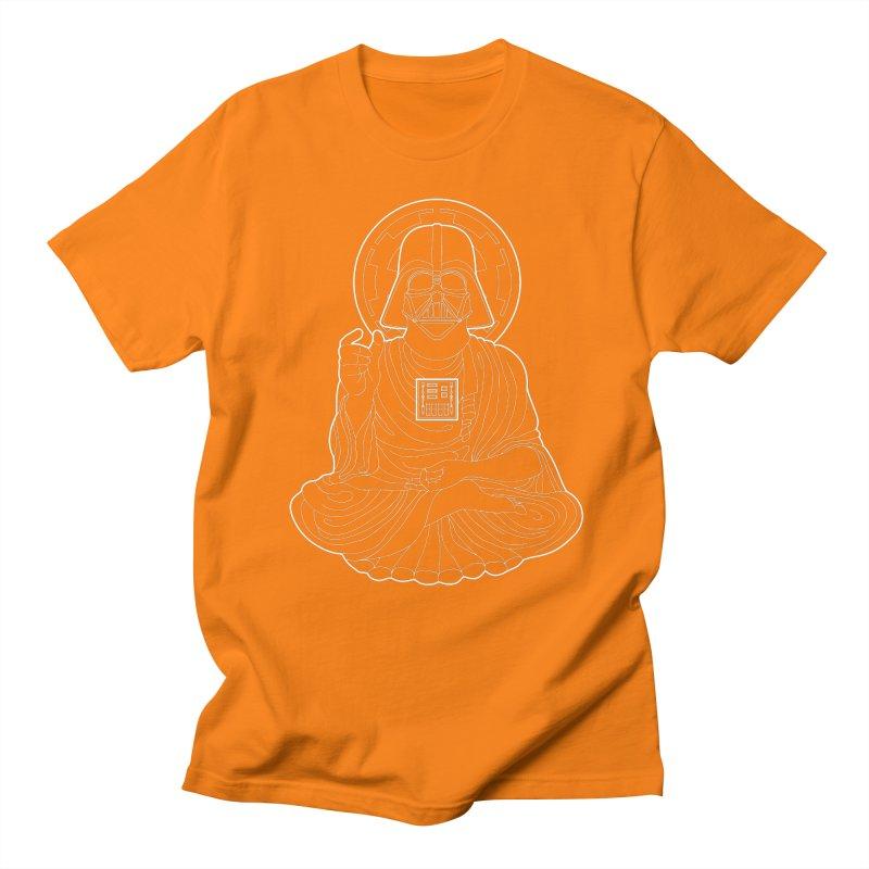 Darth Buddha Women's Regular Unisex T-Shirt by dZus's Artist Shop