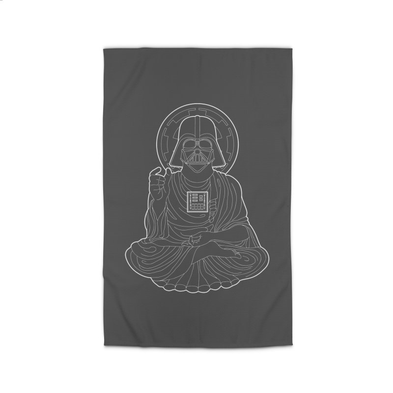 Darth Buddha Home Rug by dZus's Artist Shop