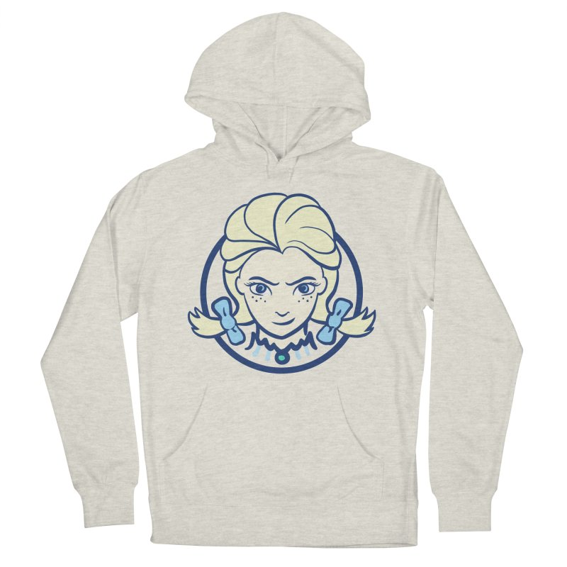 #neverfrozen Women's French Terry Pullover Hoody by dZus's Artist Shop