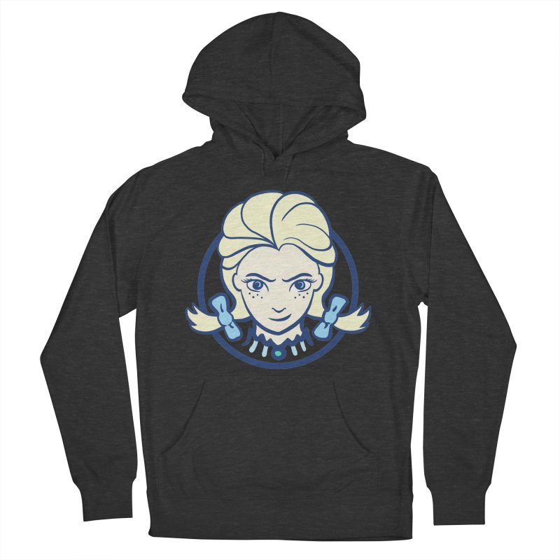#neverfrozen Men's French Terry Pullover Hoody by dZus's Artist Shop