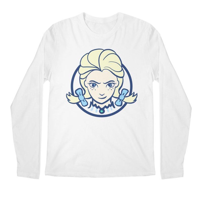 #neverfrozen Men's Longsleeve T-Shirt by dZus's Artist Shop